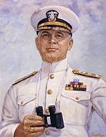 Rear Admiral Isaac C. Kidd, USN (1884-1941)
