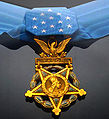 The Army version of the Medal of Honor