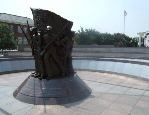 (1) African-American Civil War Memorial