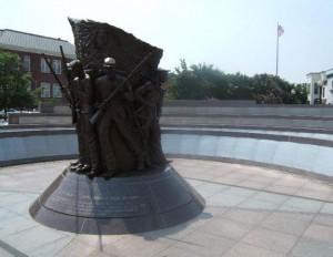 (1) African-American Civil War Memorial