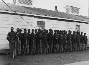 (4) 4th or 36th USCT Infantry